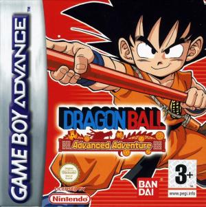 Dragon Ball : Advanced Adventure sur GBA