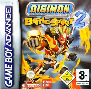 Digimon Battle Spirit 2 sur GBA