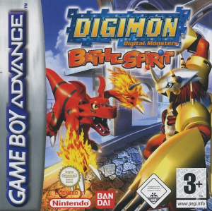 Digimon Battle Spirit sur GBA