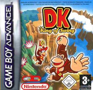 DK : King of Swing sur GBA