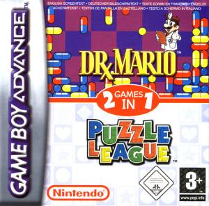 Dr. Mario & Puzzle League sur GBA