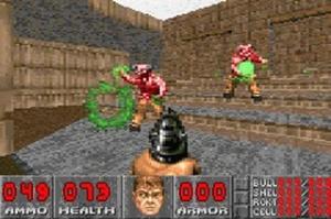 Doom GBA : nouvelles images