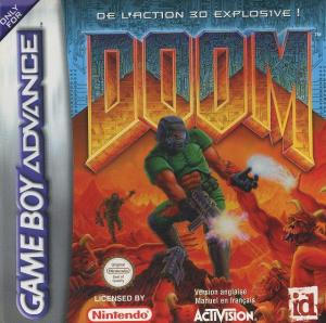 Doom sur GBA