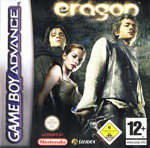 Eragon sur GBA