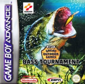 ESPN Bass Tournament sur GBA