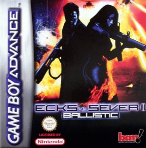 Ecks vs. Sever 2 : Ballistic sur GBA