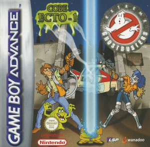 Extreme Ghostbusters : Code Ecto-1 sur GBA