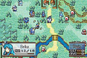 E3 : Fire Emblem : The Sacred Stones