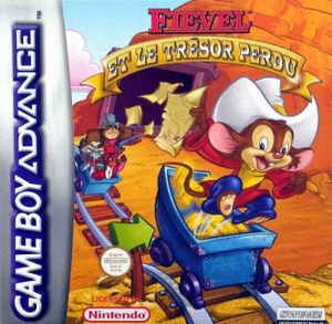 fievel et le tr sor perdu sur gameboy advance. Black Bedroom Furniture Sets. Home Design Ideas