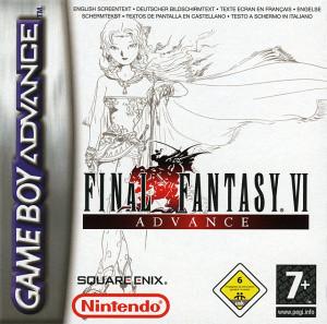 Final Fantasy VI Advance sur GBA