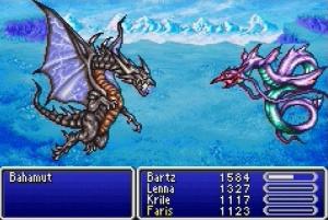 Final Fantasy V / Un épisode précurseur