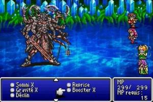 Final Fantasy V / Temps forts et rebondissements