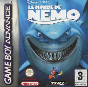 Le Monde de Nemo sur GBA