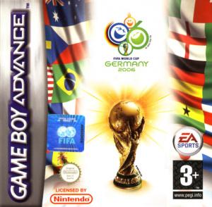 Coupe du Monde de la FIFA 2006 sur GBA