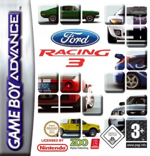 Ford Racing 3 sur GBA