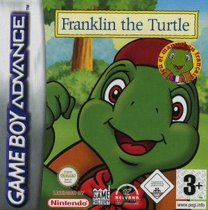 Franklin the Turtle sur GBA
