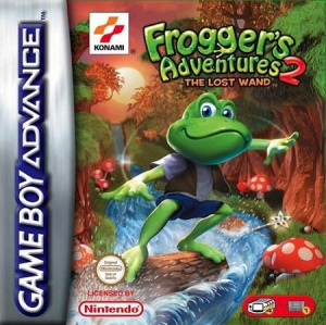 Frogger's Adventures 2 : The Lost Wand