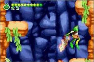 Frogger Advance : The Great Quest