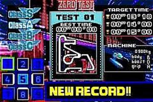 F-Zero Climax tout en screens