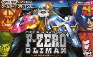 F-Zero Climax sur GBA