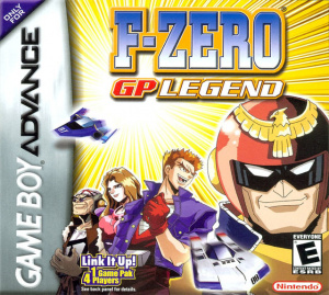 F-Zero : GP Legend
