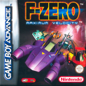 F-Zero : Maximum Velocity sur GBA