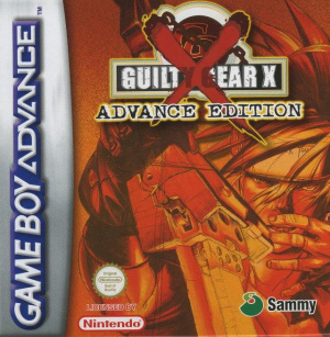 Guilty Gear X : Advance Edition