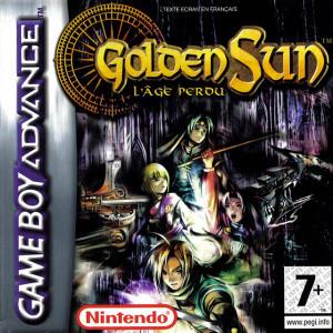 Golden Sun : L'Age Perdu sur GBA
