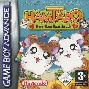 Hamtaro : Ham-Ham Heartbreak sur GBA