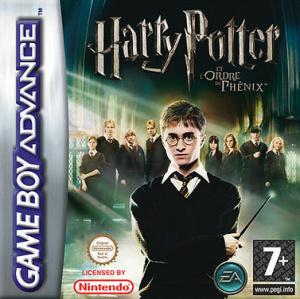 Harry Potter et l'Ordre du Phénix sur GBA