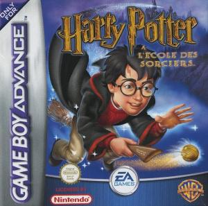 Harry Potter à l'Ecole des Sorciers sur GBA