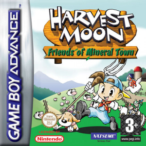 Harvest Moon : Friends of Mineral Town sur GBA