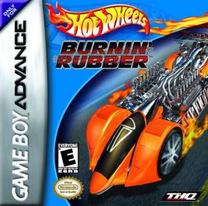 Hot Wheels : Burnin' Rubber