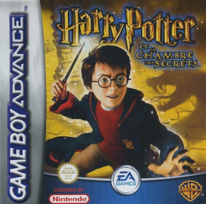 Harry potter et la chambre des secrets sur gameboy advance - Harry potter et la chambre des secrets pc ...
