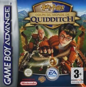 Harry Potter : Coupe du Monde de Quidditch sur GBA