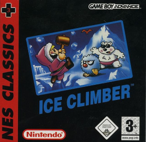 Ice Climber sur GBA