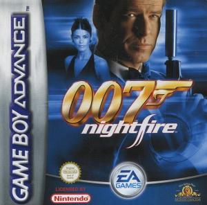007 : Nightfire sur GBA