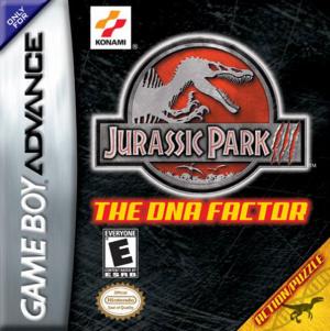 Jurassic Park III : The DNA Factor