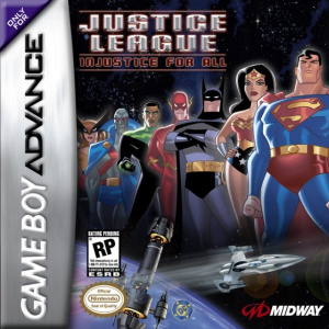 Justice League : Injustice for All