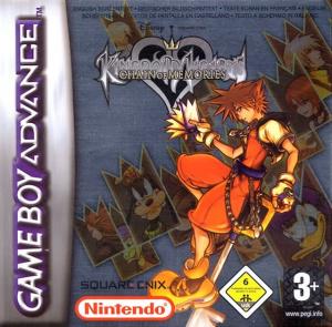 Kingdom Hearts : Chain of Memories sur GBA