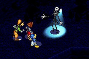 Kingdom Hearts : Chain Of Memories