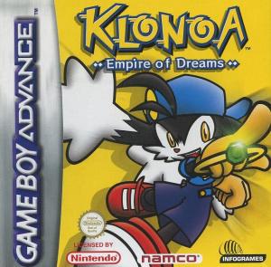 Klonoa : Empire of Dreams sur GBA