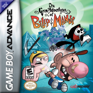 The Grim Adventures of Billy & Mandy sur GBA