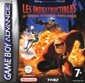 Les Indestructibles : La Terrible Attaque du Démolisseur sur GBA