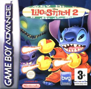 Lilo & Stitch 2 sur GBA