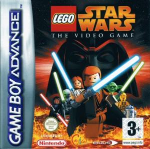 LEGO Star Wars : Le Jeu Vidéo sur GBA