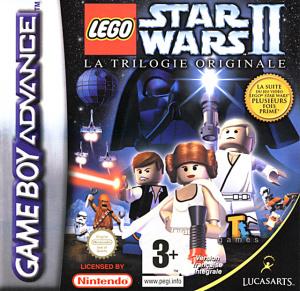 LEGO Star Wars II : La Trilogie Originale sur GBA