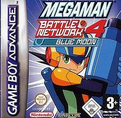 Mega Man Battle Network 4 : Blue Moon