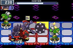 E3 : Megaman Battle Network 5