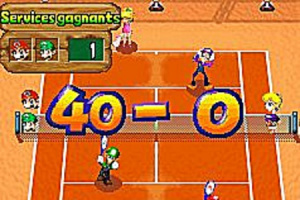 Mario Power Tennis